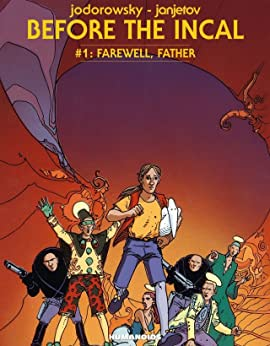Before the Incal Vol. 1: Farewell, Father