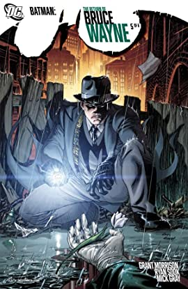 Batman: The Return of Bruce Wayne #5 (of 6)