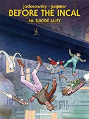 Before the Incal Vol. 6: Suicide Alley