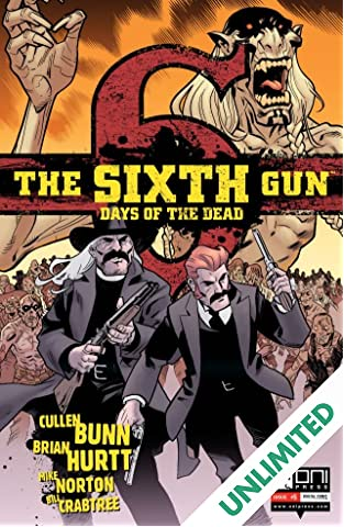 The Sixth Gun: Days of the Dead #5 (of 5)