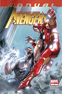 Avengers (2010-2012) Annual #1