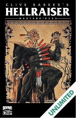 Hellraiser Masterpieces #2