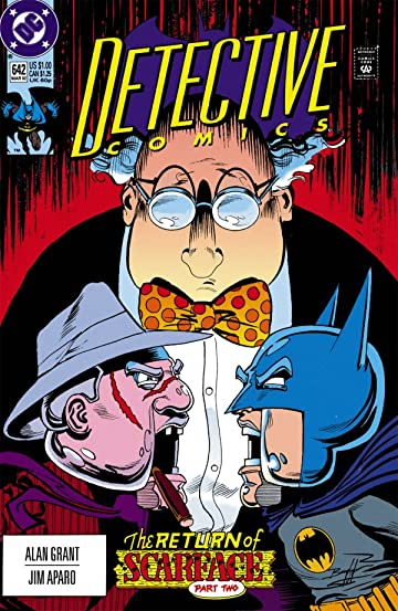 Detective Comics (1937-2011) #642
