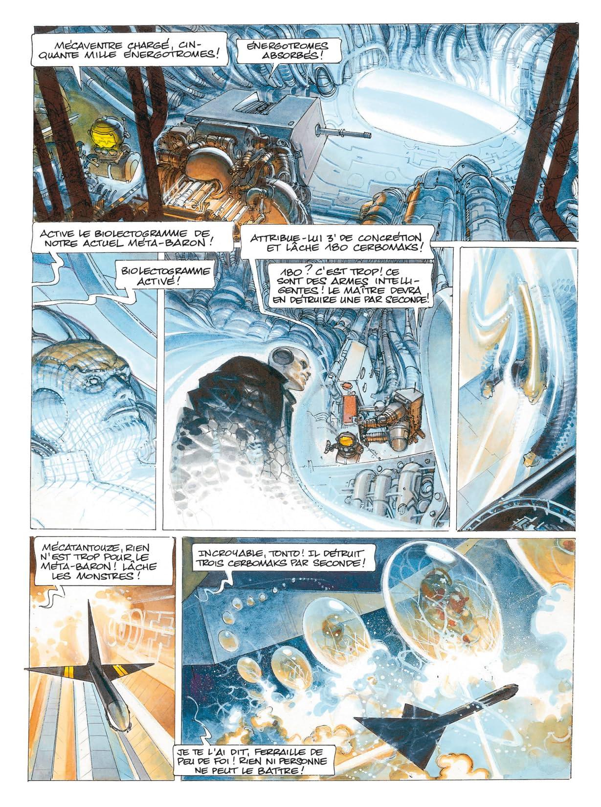 La caste des Méta-Barons Vol. 5: Tête d'Acier l'Aïeul