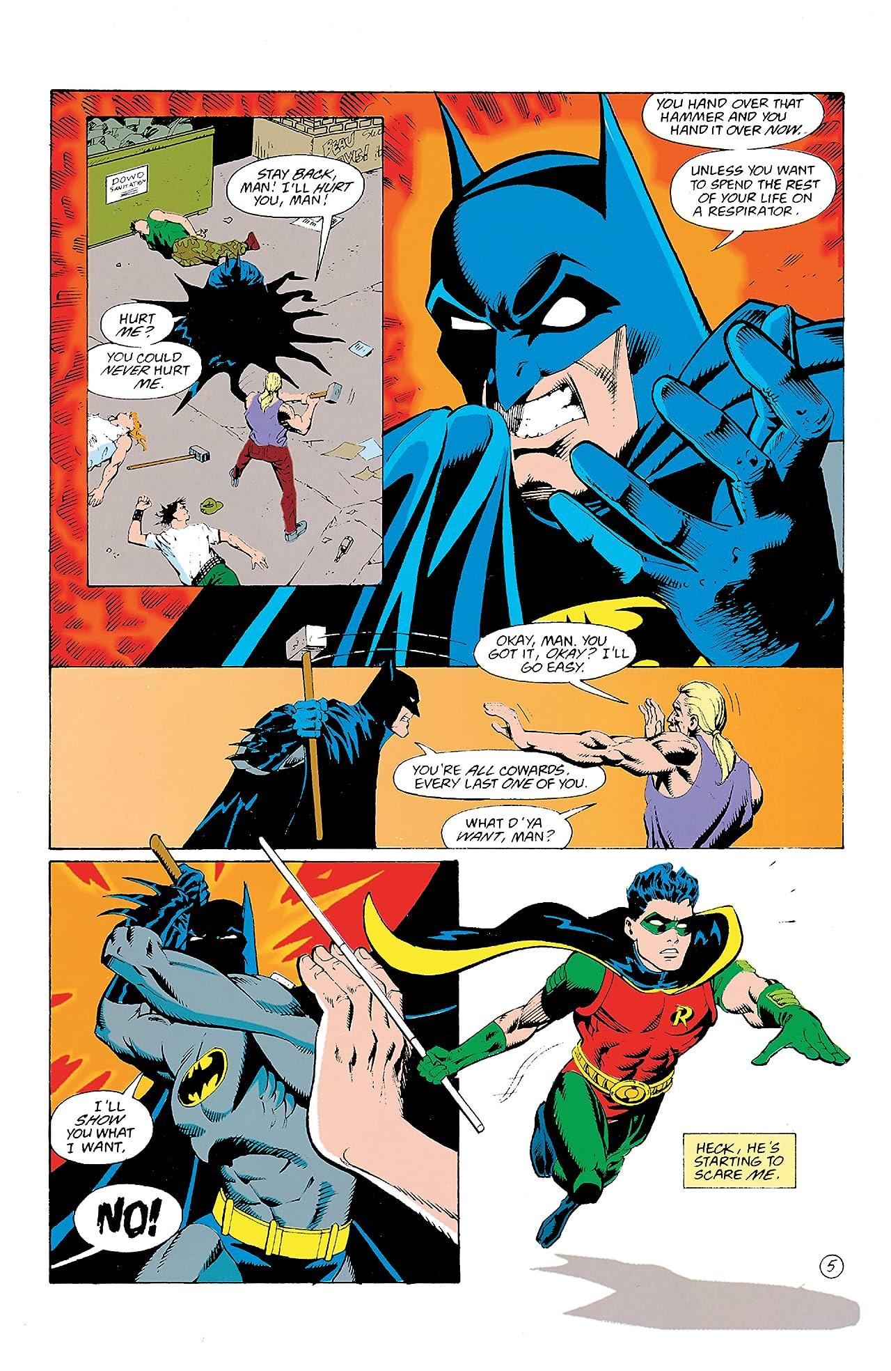 Detective Comics (1937-2011) #665
