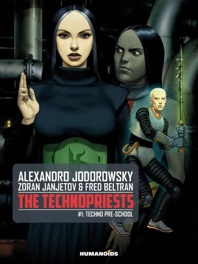 The Technopriests Vol. 1: Techno Pre-School