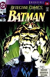 Detective Comics (1937-2011) #666