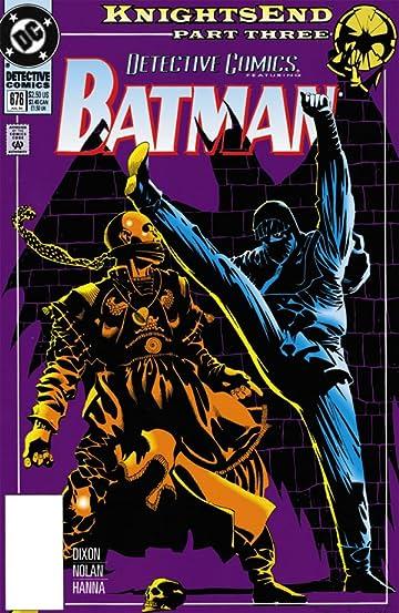 Detective Comics (1937-2011) #676