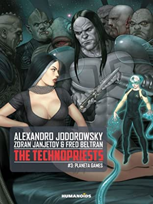 The Technopriests Tome 3: Planeta Games