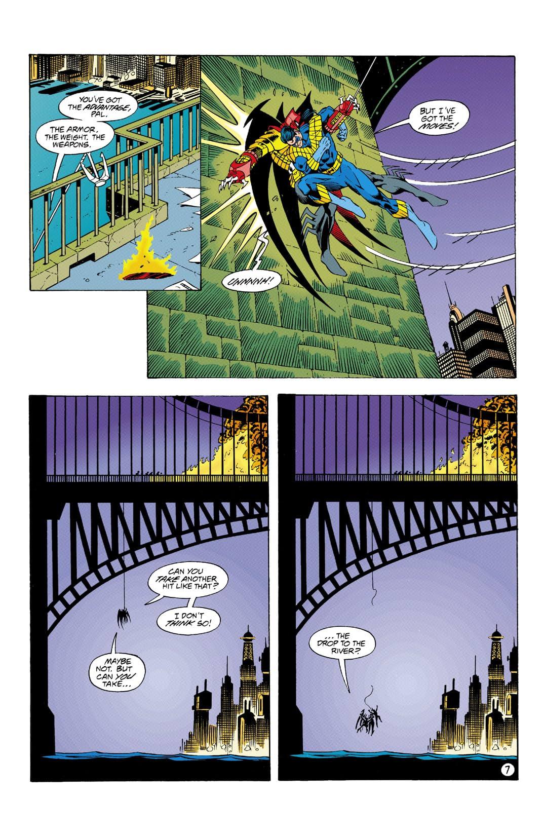 Detective Comics (1937-2011) #677