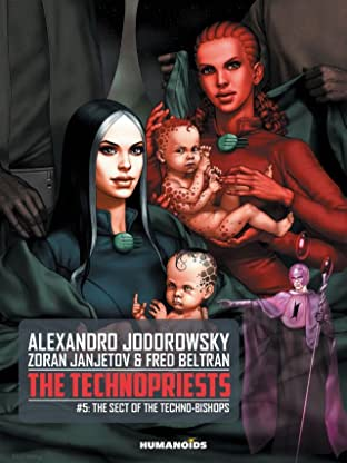 The Technopriests Tome 5: The Sect of Techno-Bishops