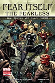 Fear Itself: The Fearless #6 (of 12)