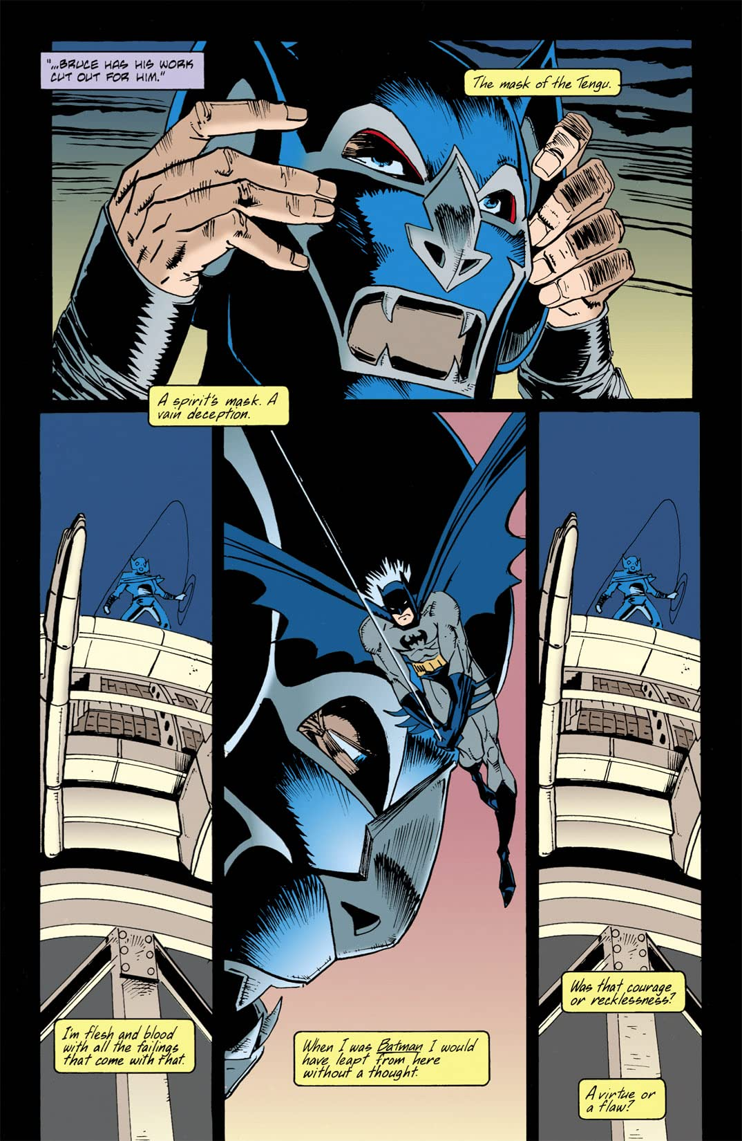 Batman: Legends of the Dark Knight #62