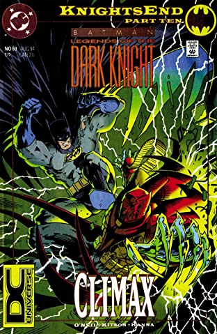 Batman: Legends of the Dark Knight #63