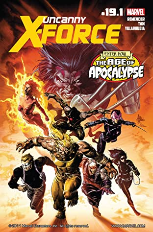 Uncanny X-Force (2010-2012) No.19.1
