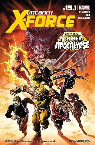 Uncanny X-Force (2010-2012) #19.1