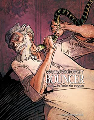 Bouncer Tome 3: La Justice des serpents