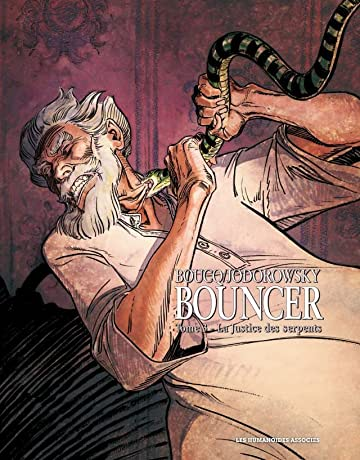 Bouncer Vol. 3: La Justice des serpents