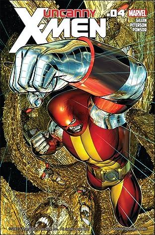 Uncanny X-Men (2011-2012) No.4