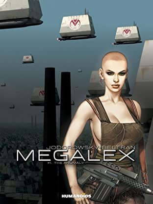 Megalex Vol. 1: The Anomaly