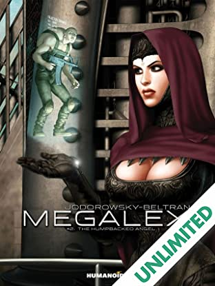 Megalex Vol. 2: The Humpbacked Angel