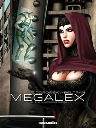 Megalex Tome 2: The Humpbacked Angel