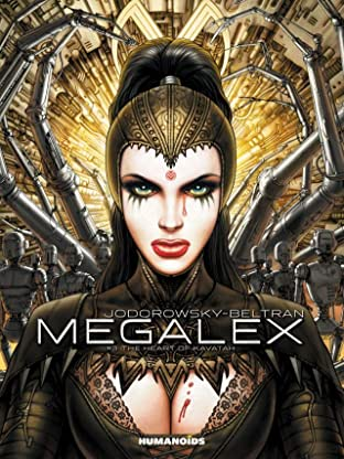 Megalex Tome 3: The Heart of Kavatah