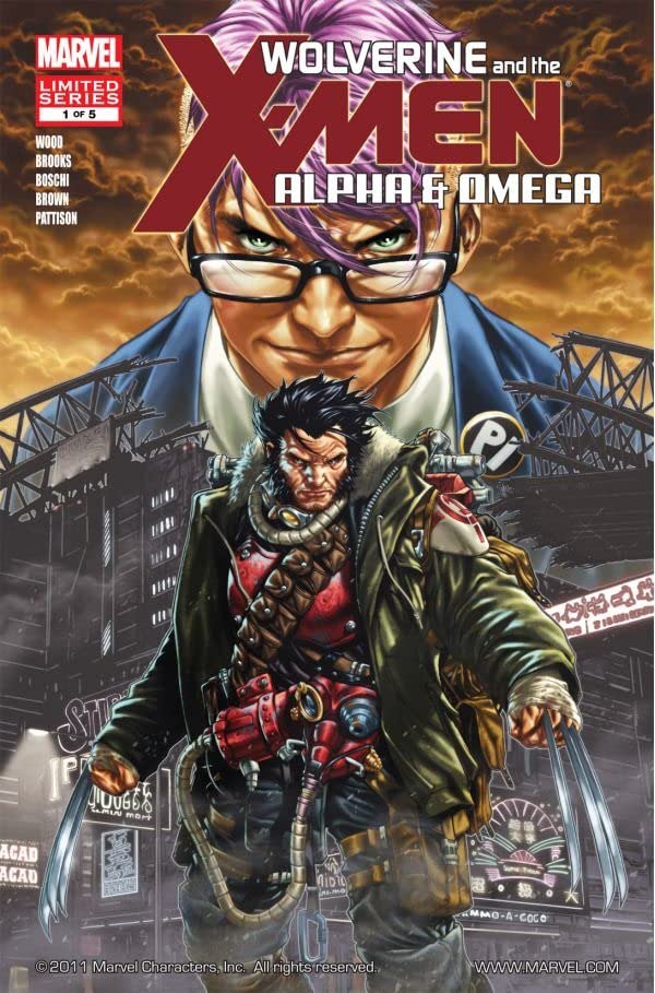Wolverine and the X-Men: Alpha and Omega #1 (of 5)