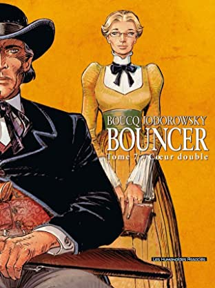 Bouncer Tome 7: Coeur double