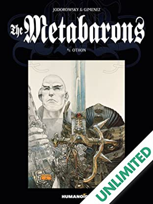 The Metabarons Vol. 1: Othon