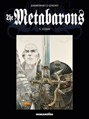 The Metabarons Tome 1: Othon