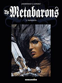 The Metabarons Tome 2: Honorata