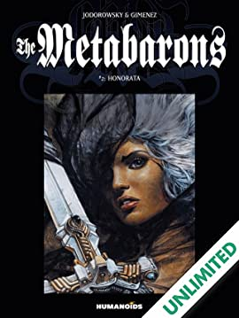 The Metabarons Vol. 2: Honorata