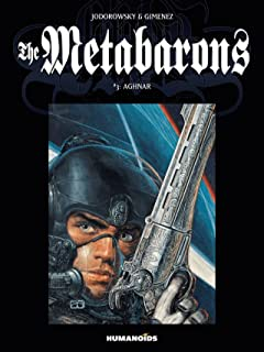 The Metabarons Tome 3: Aghnar