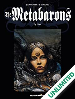 The Metabarons Vol. 4: Oda