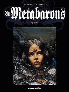 The Metabarons Tome 4: Oda