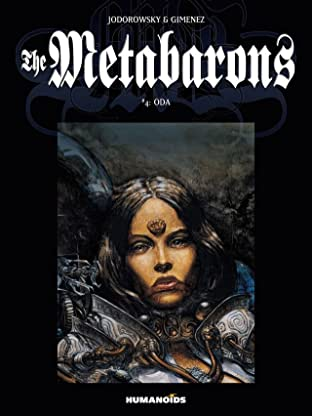 The Metabarons Tome 4: Oda