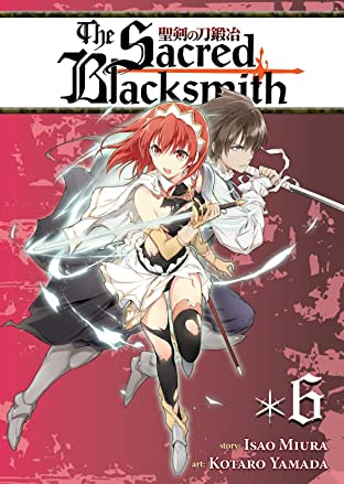 The Sacred Blacksmith Vol. 6