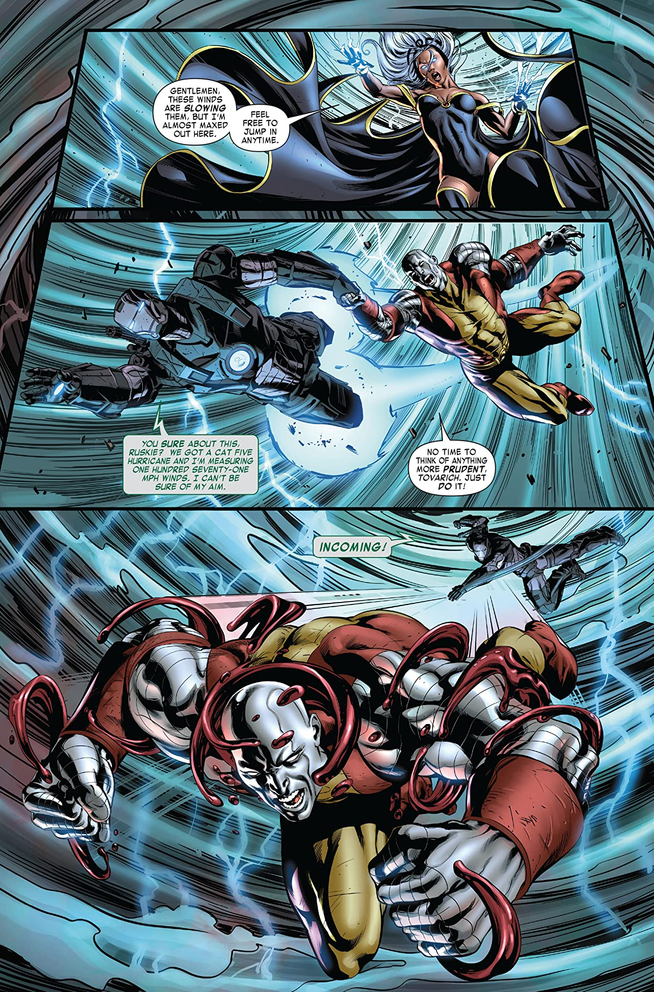X-Men (2010-2013) #23