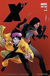 X-23 (2010-2012) #20