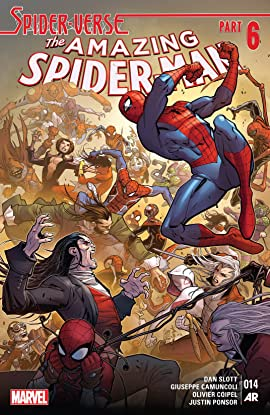 Amazing Spider-Man (2014-2015) #14