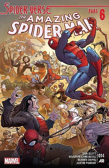 Amazing Spider-Man (2014-2015) #14