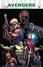 Ultimate Comics Avengers #3