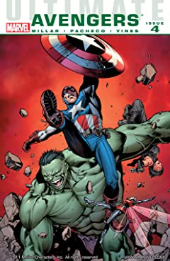 Ultimate Comics Avengers #4