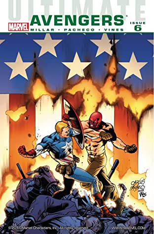 Ultimate Comics Avengers #6