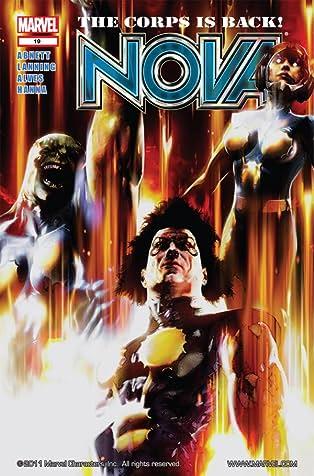 Nova (2007-2010) #19