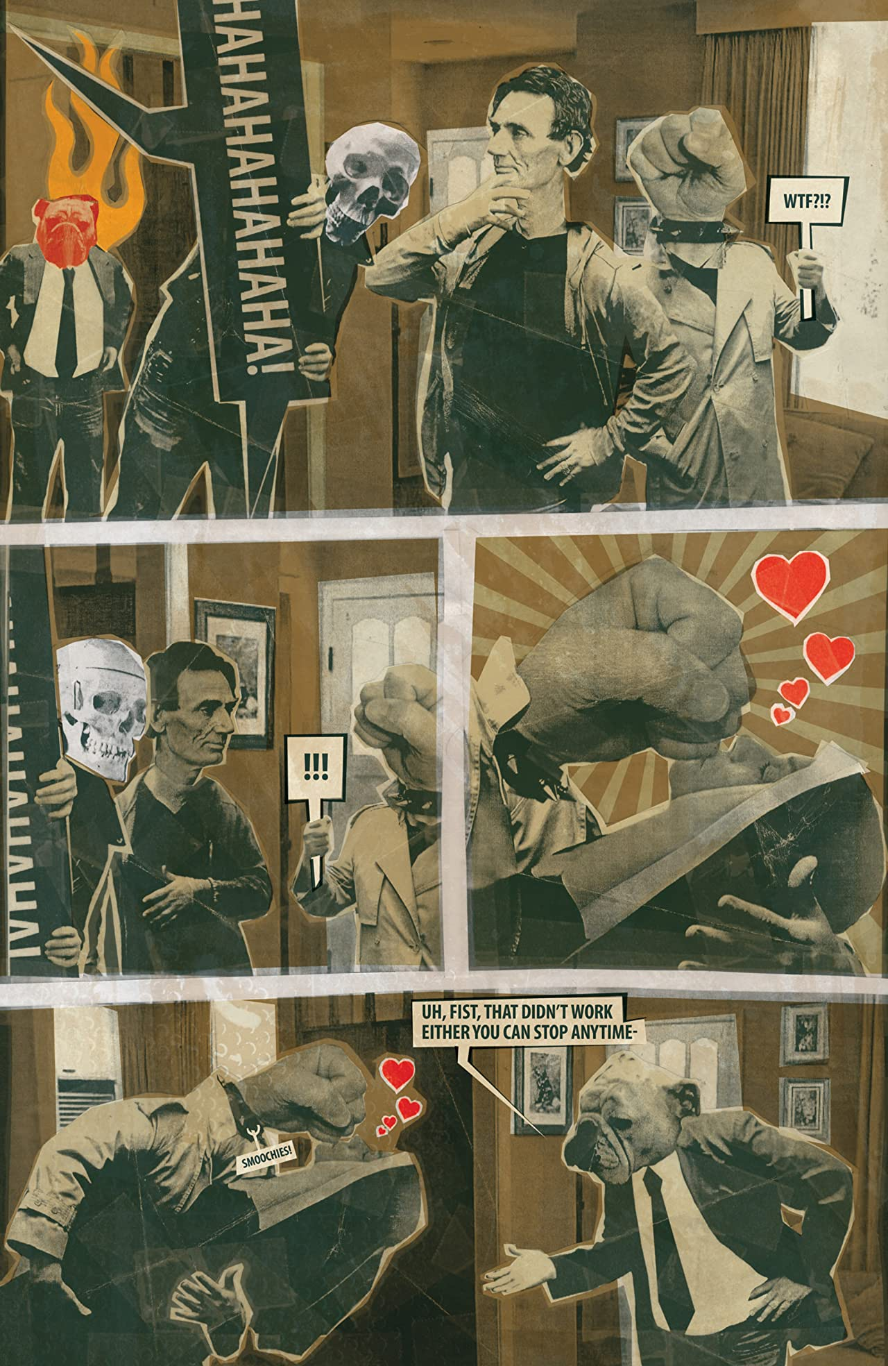 Punks: The Comic #4