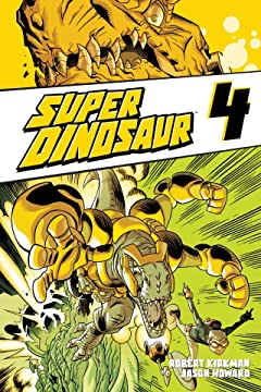 Super Dinosaur Vol. 4