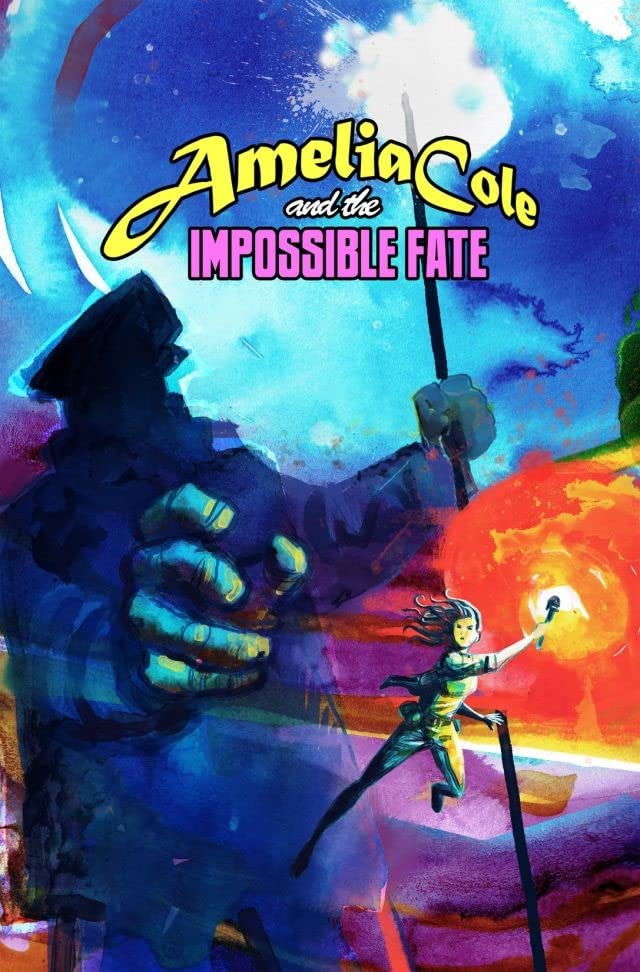 Amelia Cole #20: The Impossible Fate Part 2