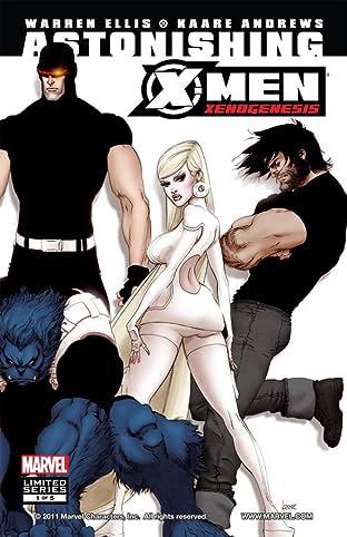 Astonishing X-Men: Xenogenesis #1 (of 5)